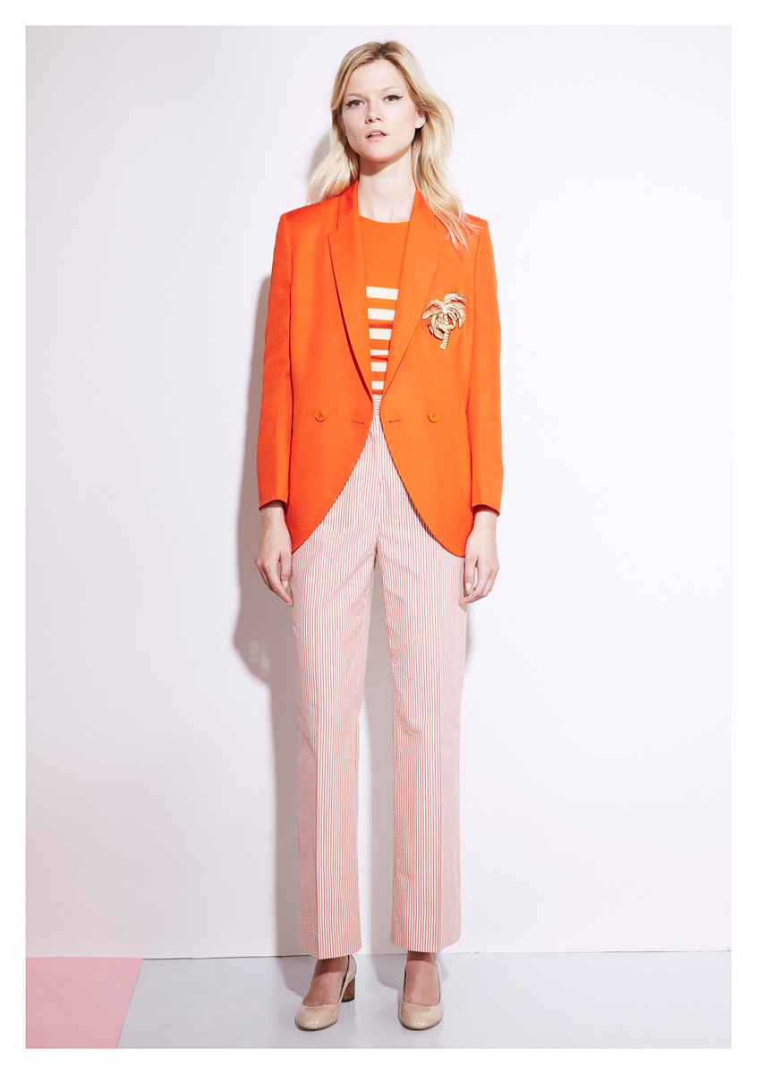 Stella McCartney Resort 2012