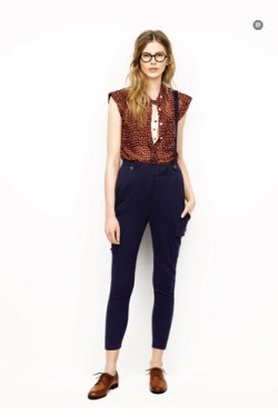 Madewell Fall : Suspenders