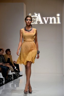 BFW2011:  Avni Fashion
