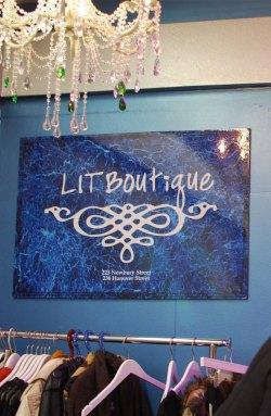 Lit Boutique: Blogger ShoppingParty